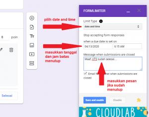 Membuat Soal Ujian Dengan Google Form Berbatas Waktu Pengetahuan Adalah Ilmu